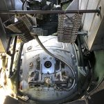 B17 B-17 909 Flying Fortress ball turret